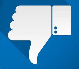 O Facebook vai lançar o botão não curti?